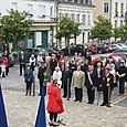 Cérémonies officielles du 18 juin - Place De Gaulle