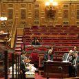 Séance publique au Sénat du 12 janvier 2012