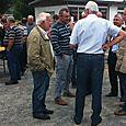Visite à Luzy - Foire annuelle aux ovins