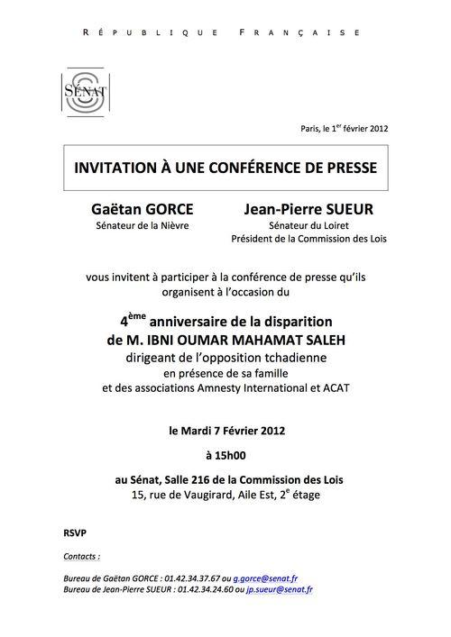 Modele Invitation Presse Document Online