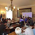 Présentation du Conseil Municipal des Jeunes