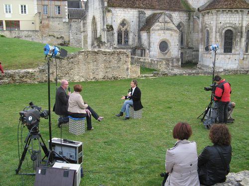 France 3 Bourgogne à la Charité