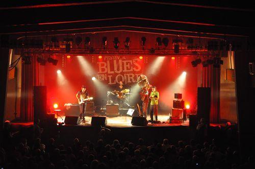Concert de Blues en Loire