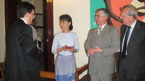 Mission Birmanie