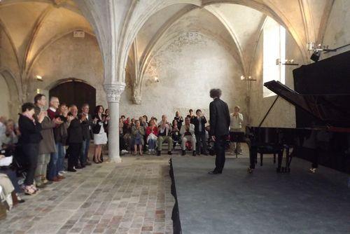 Concert de Nicolas Stavy