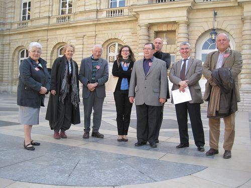 Visite des élus charitois